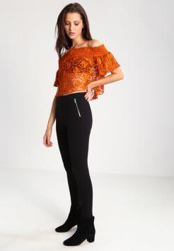Missguided - Bluse - orange
