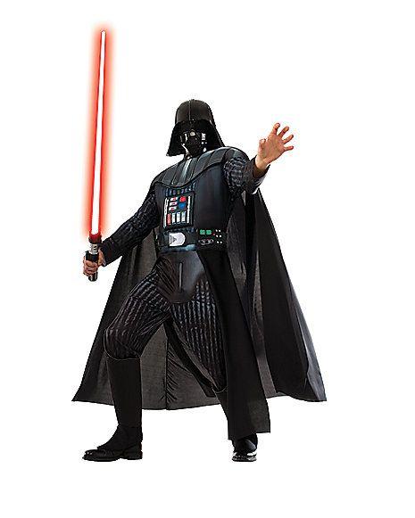 Adult Darth Vader Costume Deluxe - Star Wars - Spirithalloween.com