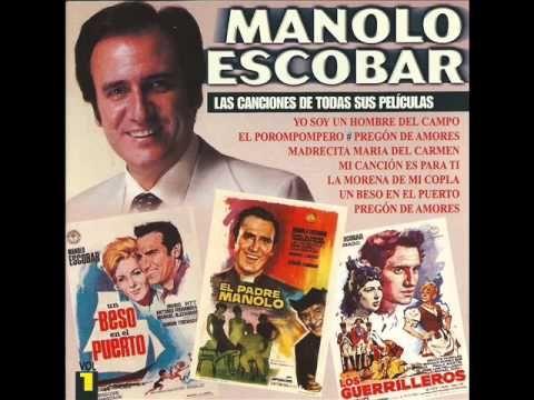 Manolo Escobar-las canciones de sus peliculas- el angel de la guarda