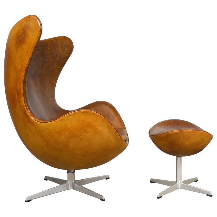 High Quality Arne Jacobsen Egg Chair And Ottoman Ideas