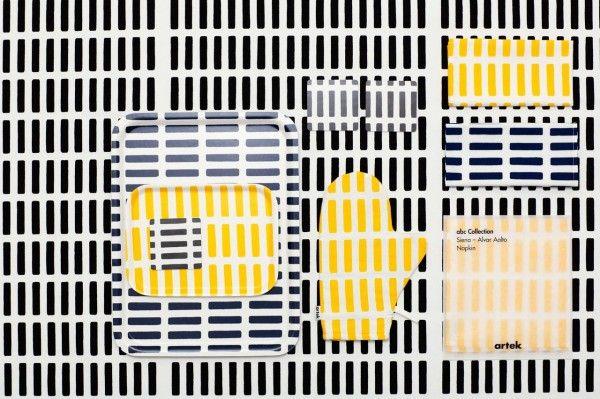 Graphic Textiles: abc Collection by Artek Photo
