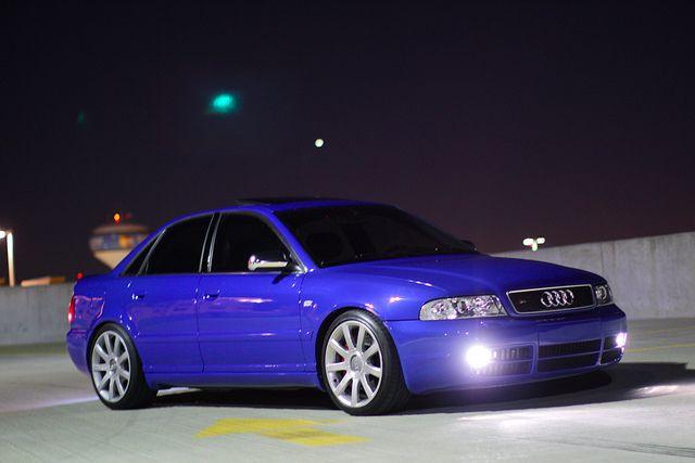 #Audi S4