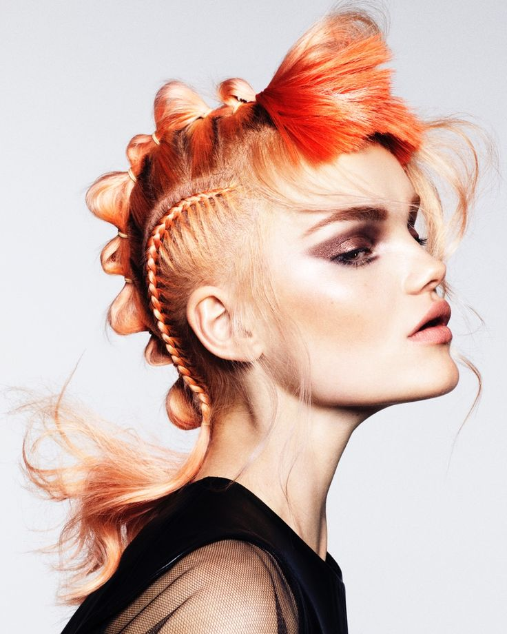 Hair: Cos Sakkas TONI&GUY Photography: Andrew O'Toole Styling: Juli Molnar Make-up: Lan Nguyen