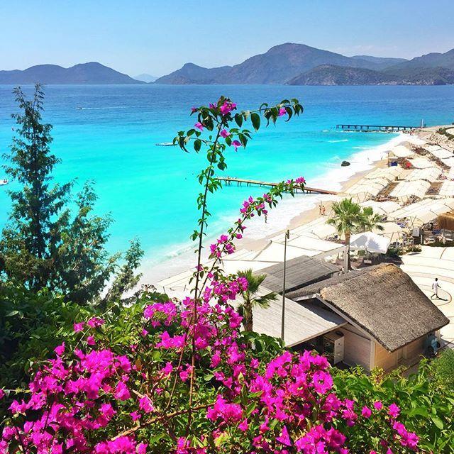 İyi haftasonları | Have a nice weekend ☕️ #fethiye #turkiye