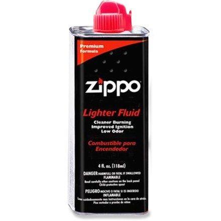 Zippo Lighter Fluid - 4 fl. oz.
