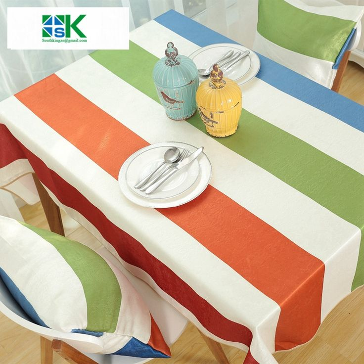 Find More Table Cloth Information about 2016 Summer new Modern colorful striped tablecloths large family dining table cloth tablecloth nappe de table , freee shipping,High Quality cloth iphone,China tablecloth red Suppliers, Cheap cloth car from South Kingze Co.,Ltd on Aliexpress.com