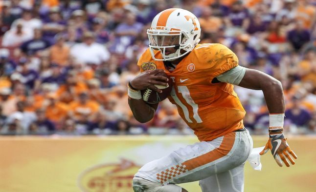 The SEC is by far the best conference in college football and five of the past nine Heisman Trophy winners, including last year's, are from the SEC. http://www.sportsbookreview.com/college-football/free-picks/heisman-odds-tennessee-qb-joshua-dobbs-solid-dark-horse-candidate-a-73209/#utm_sguid=165879,ad7db614-96e7-6ed2-7d2a-7082cf19d323