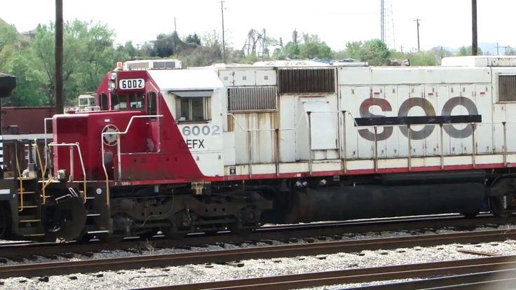 Stockton Yard & Virginia Museum of Transportation in Radford VA - YouTube