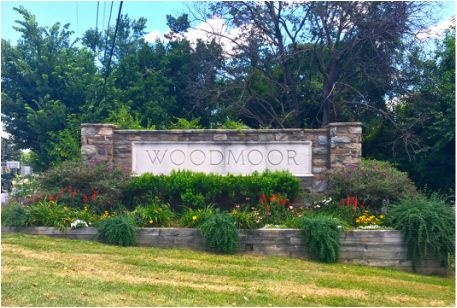 The one... The only... Woodmoor. One of Silver Spring's best neighborhoods just outside the beltway