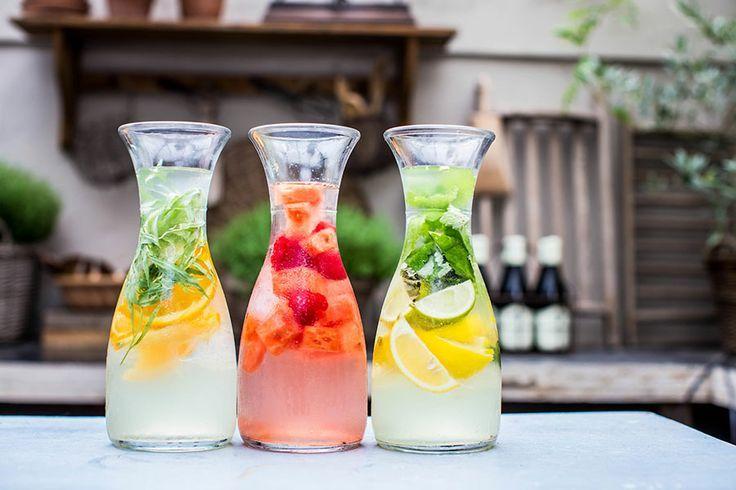 Feestelijke drankjes voor op jullie bruiloft