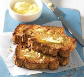 Banana-apple-cinnamon bread with chia seeds | Australian Healthy Food Guide