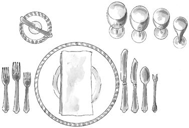Whether you just need to remember if the fork is on the left or the right of the plate, or you'd like to know how to set a table worthy of dinner at Downton Abbey, we have a table setting guide for you.