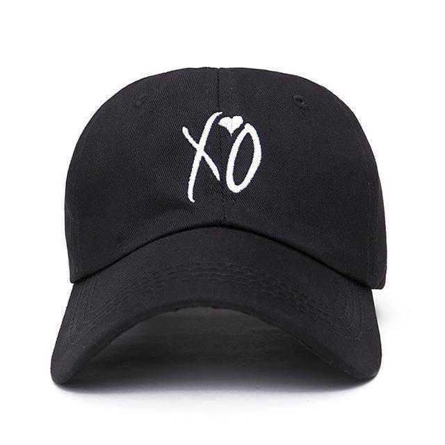 The Weeknd Snapback Fashion adjustable XO hat for men 2017