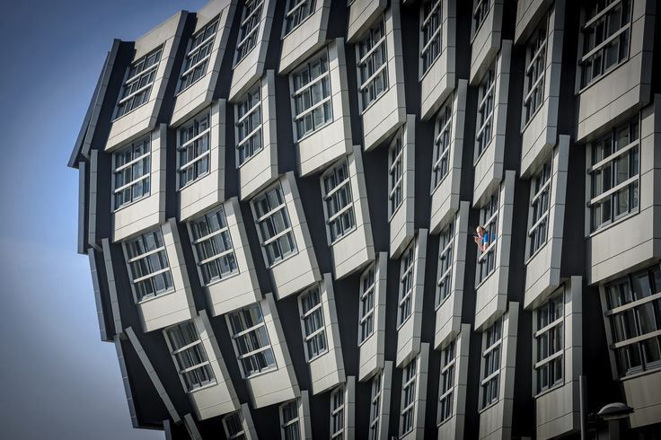 The Wave in Almere, architect: Rene van Zuuk