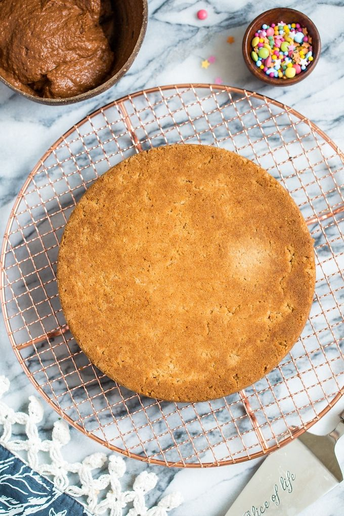Egg Free Coconut Flour Paleo Cake