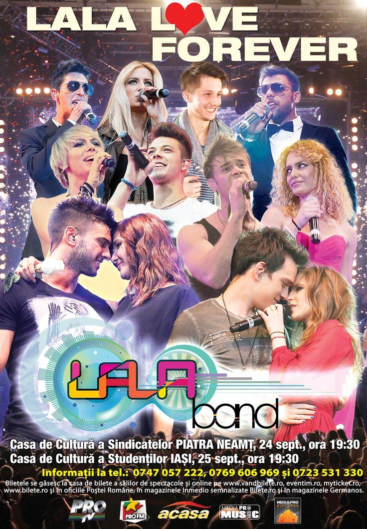 LaLa Band pleaca intr-un nou turneu national!  http://www.emonden.co/lala-band-pleaca-intr-un-nou-turneu-national