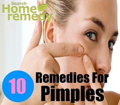 10 Home Remedies For Pimples