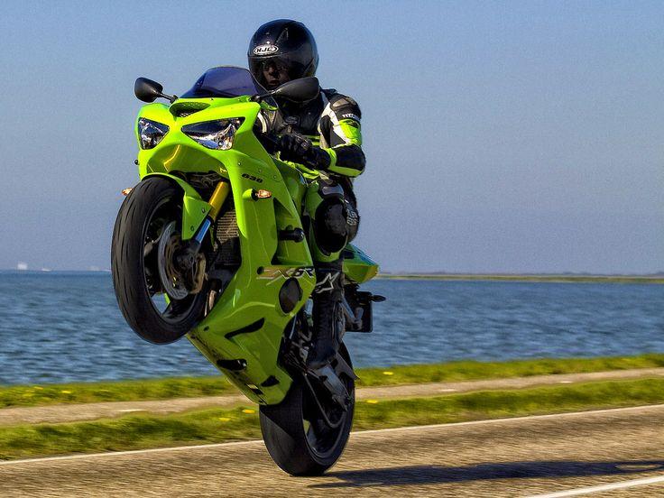 Motorcycle stunt riding - Wikipedia