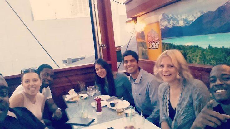 #hemmingways at #yorkville #Toronto.  Good peeps. Good life.