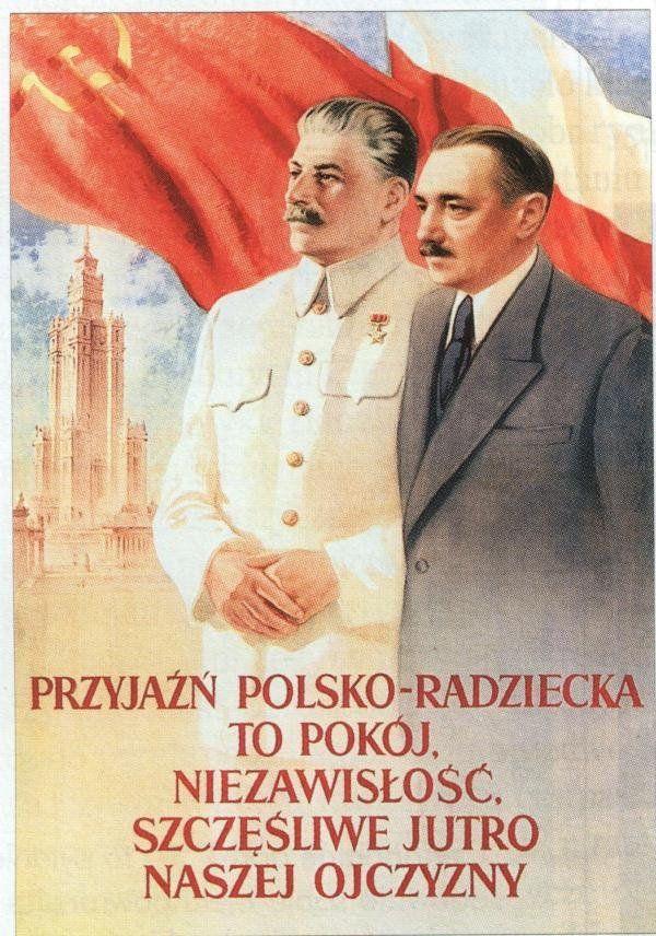 Propagandowe Plakaty PRL-u POL...