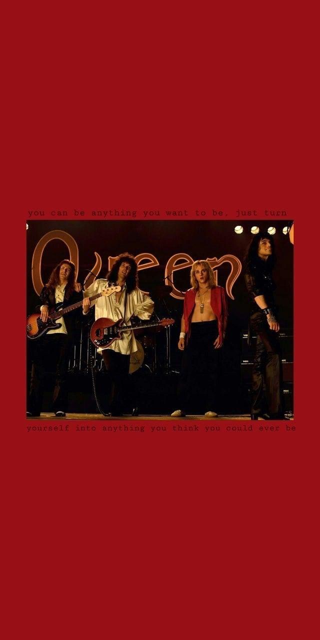 Wallpaper Queen Band Aesthetic