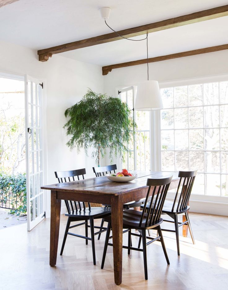 Ask the Audience: Chairs to go with my new dining table