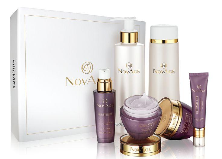 NovAge Ultimate Lift – Η νέα επιστημονική Επανάσταση στην Αντιγήρανση από την Oriflame