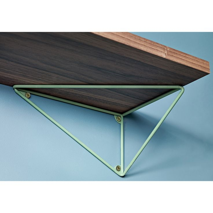 Pythagoras shelf green – Maze #interior #design #scandinavian