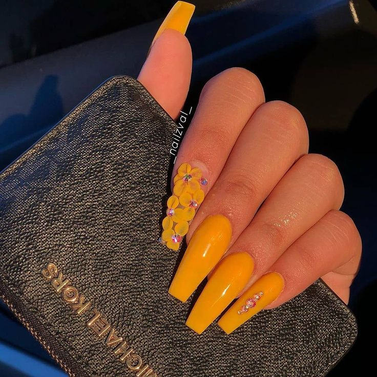 70+ Coolest Nail Art Ideas For Spring and Summer