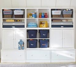 Kids' Storage Furniture & Cubes, Kids' Modular Storage | Pottery Barn Kids