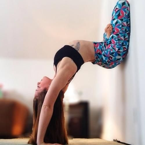 1000+ Ideas About Challenging Yoga Poses On Pinterest