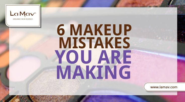 6 Things To Avoid If You Want Your Makeup To Be Perfect