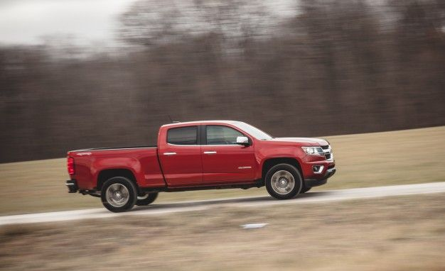 Could the new Chevrolet Colorado and GMC Canyon get more than 30 mpg with the 2.8L Duramax turbodiesel?