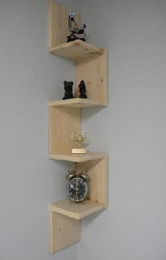 Wall Mounted Corner Shelf For Bathroom, Bathroom Corner Shelf Ideas