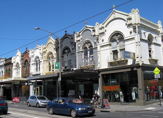 Chapel Street, Melbourne, Australia