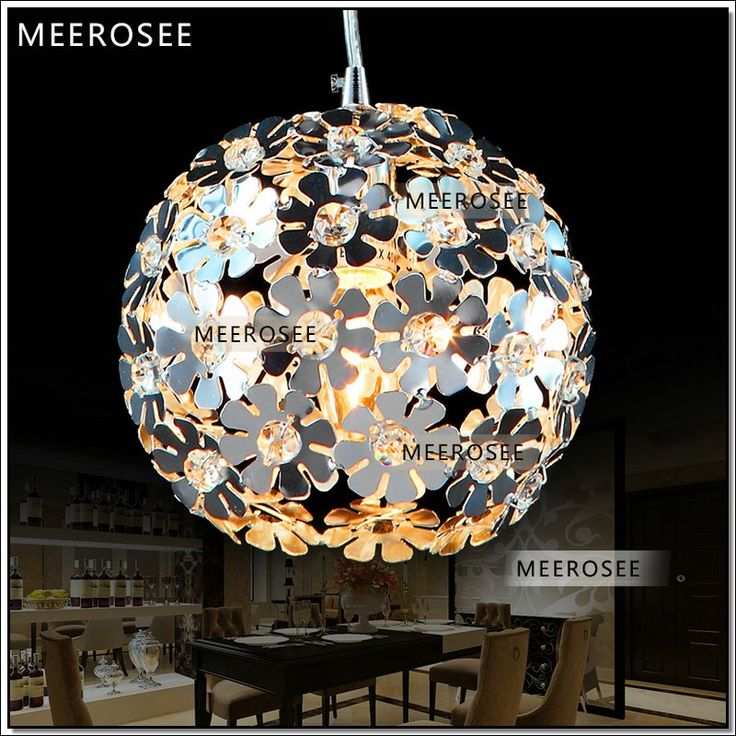 Find more pendant lights information about beautiful flower crystal pendant light lamp lighting fixture cheap