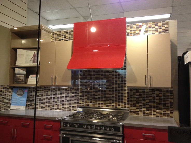 Our New Zephyr Range Hood Display In Our San Francisco Location Looks Familiar It