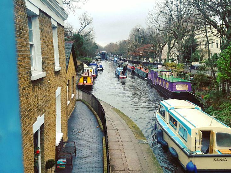 #london #littlevenice #holidays #winter