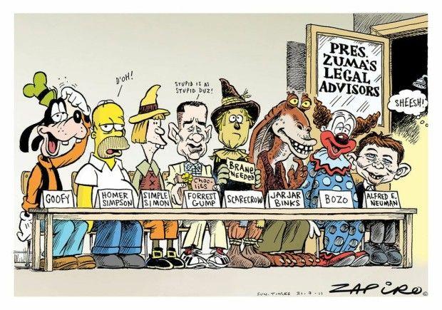Zapiro-Democrazy