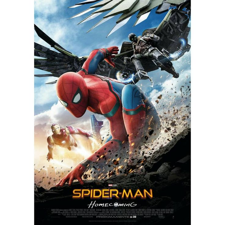 SPIDER-MAN: HOMECOMING  Criticsmen Rating: 8.1/10  Year: 2017 Language: English  Genre: Superhero Action  Direction: Jon Watts Cast: Tom Holland Michael Keaton Jon Favreau Robert Downey Jr.... Synopsis: The movie is about the story of Peter Parker (Tom Holland) after the Civil War (Captain America: Civil War) in which he fights for Tony Stark aka Ironman (Robert Downey Jr). He resumes his studies when Stark tells him he is not yet ready to become an Avenger. Peter now fights low key crimes…