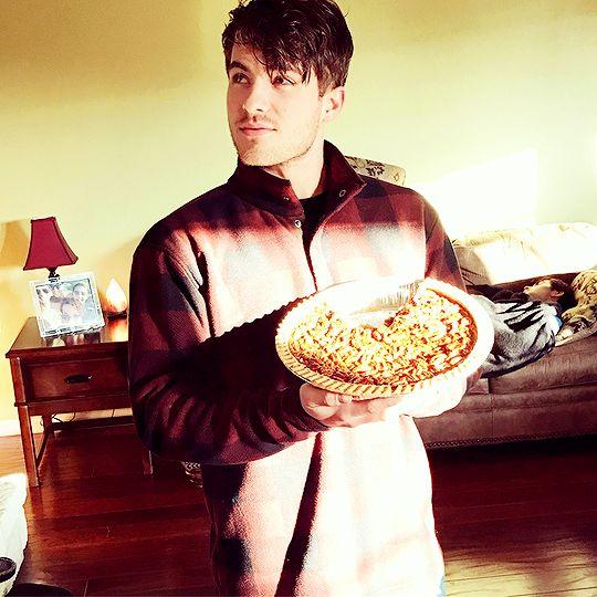 CODY CHRISTIAN - @ReallyCody: I found the pie.