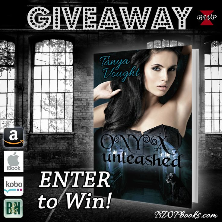 Giveaway : Onyx Unleashed by Tanya Vought  via Black Widow Publishing.