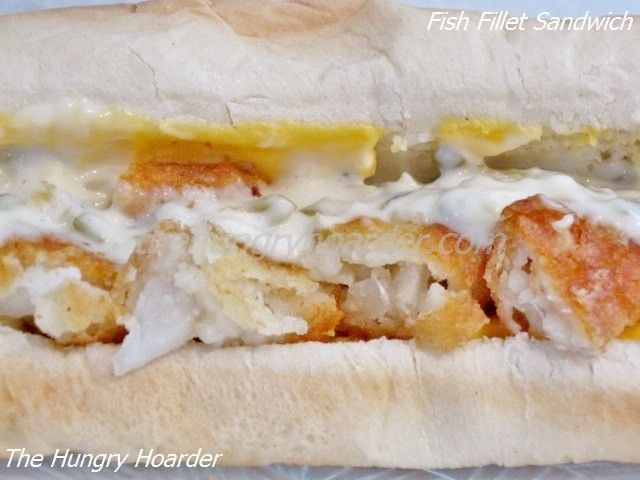 Fish fillet sandwich the image kid has it for Who has the best fish sandwich