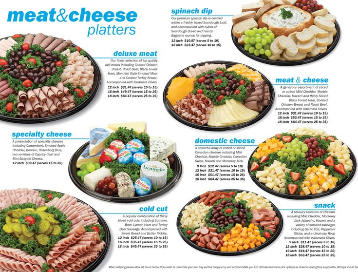 Fruit and Cheese Plate Ideas | party platters | PriceSmart foods