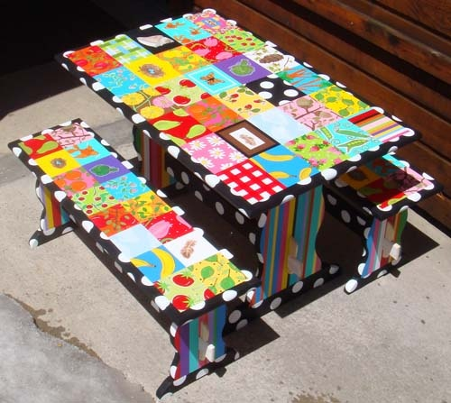 394 best images about painting whimsical furniture on - Paint for childrens furniture ...