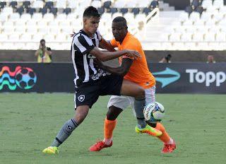 Blog Esportivo do Suíço:  Botafogo empata com Nova Iguaçu e segue sem vencer na Taça Guanabara