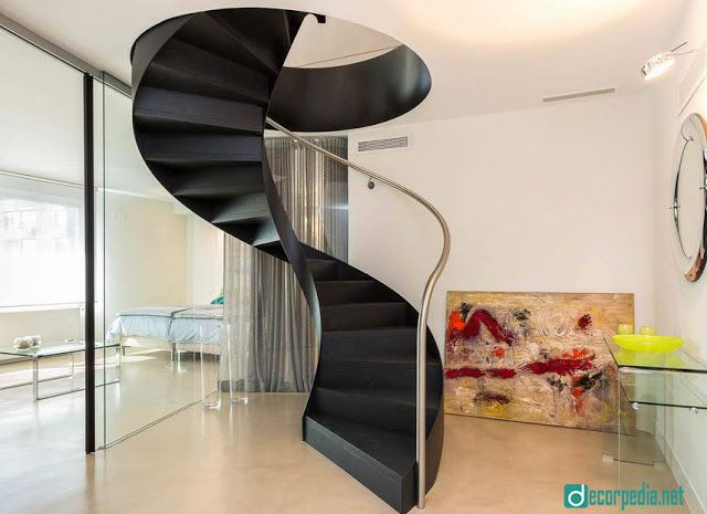 Modern Spiral Staircase Designs Top Types And Tips For Choice | Types Of Spiral Staircase | Divine | Elegant | Exterior | Free Standing | Aqua