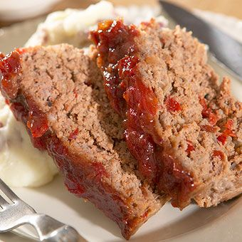 /Low Sodium Meatloaf
