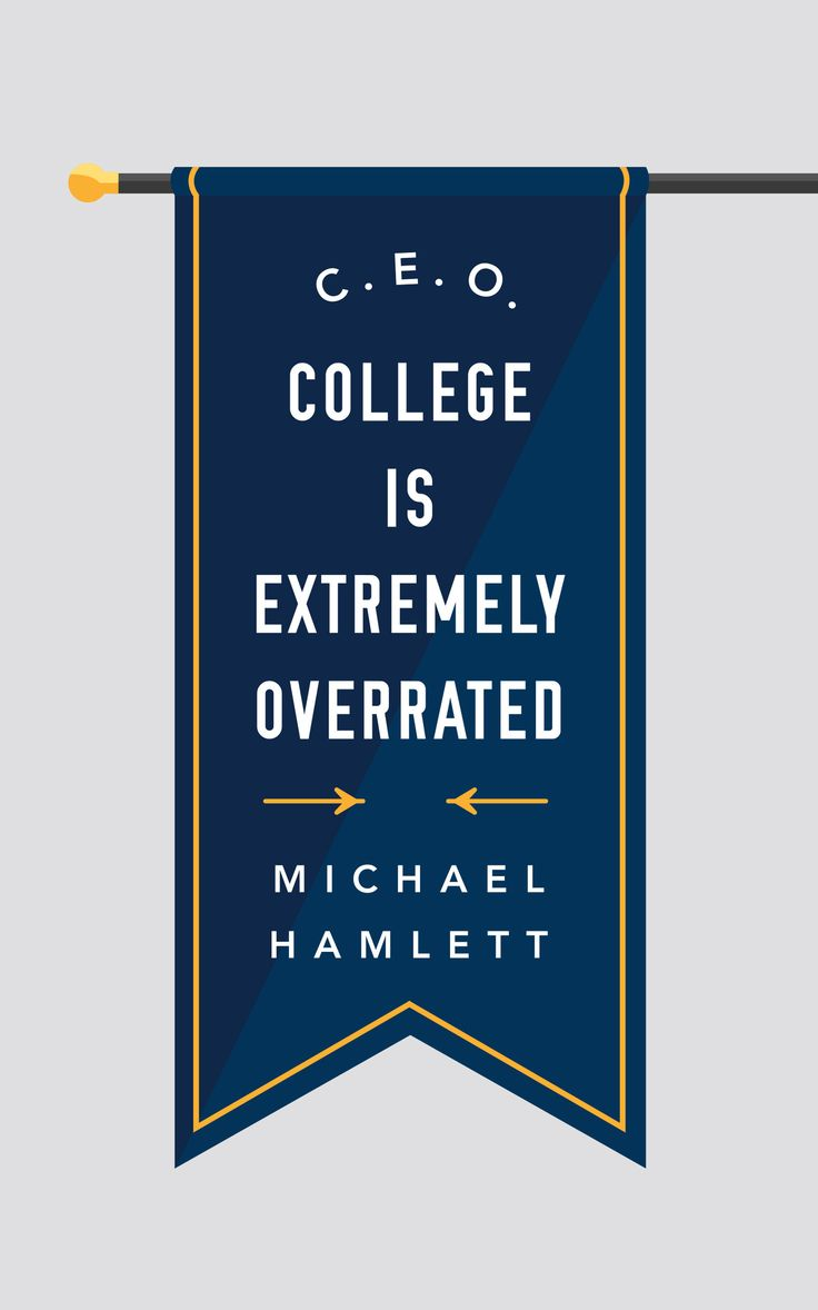Ceo: College Is Extremely Overrated  Ebook Pdf
