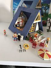 3230 Playmobil Modern living family Vacation home